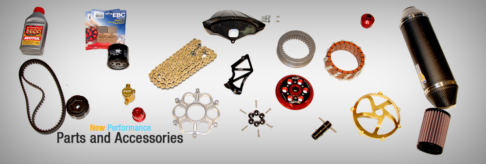 gotham cycles - the ducati parts specialist