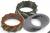 Ducati Barnett Dry Clutch Plates Pack: 1198, SF, HM1100 EVO, M1100/S