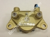 Ducati Brembo P32 Rear Brake Caliper Top Inlet and Bleed Gold: 748-998, Monster, SS 110279720