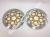 Ducati Brembo Snowflake Front Brake Discs Rotors: 748-998, ST, Monster, SS