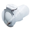 Ducati Gas Tank Fuel Pump Quick Release White Female Fitting: 748-998 Triumph_BSPT