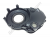 Ducati CNC Machined Right Side Engine Clutch Cover: Black - Most Dry Clutch Ducatis