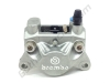 Ducati Brembo P32 Rear Brake Caliper Top Inlet and Bleed Silver: 748-998, Monster, SS 110279720