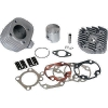 ATHENA 70CC BIG BORE KIT YAMAHA ZUMA 50 2002-2010 Cylinder Kit With Head pin 10 070200