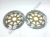 Ducati Brembo Front Brake Discs Rotors 15mm Offset 6 Bolt Pattern: 748R/998R
