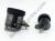 Ducati Brembo Smoke Front Brake & Clutch Master Cylinder Fluid Reservoir Set