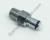 Ducati Chrome Plated Brass Metal Gas Tank Fuel Pump Male Quick Release Disconnect: 899/959/1199/1299 Panigale