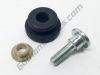 Ducati Gas Tank to Frame Screw Bolt Spacer Grommet: 748-998 82111701A