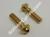 Ducati Left & Right Special Mirror Screws: 749/999