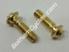 Ducati Left & Right Special Mirror Screws: 748-998 82111701A
