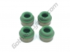 Ducati 7mm 2 Valve / 4 Valve Intake & Exhaust Valve Stem Seal Guide Set of 4 067050815