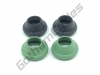 Ducati 8mm 2 Valve Intake & Exhaust Valve Stem Seal Guide Set of 4 TBF1
