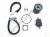 Ducati Full Service Kit - Timing Belts, Spark Plugs, Fuel/Oil Filters: Deep Sump 999/999S