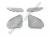 New Ducati Tail Mesh Vent Screens Monoposto: 748-998