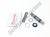 Ducati Brembo PS12 12mm Front / Rear Brake Master Cylinder Seal Rebuild Kit