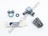 "Chrome Plated Brass Metal Gas Tank Fuel Pump Quick Release Disconnect Set 1/4"": BMW K1200, K1300, K1600, R1200C CR1150GSA"