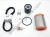Ducati Full Service Kit - Timing Belts, Spark Plugs, Air/Fuel/Oil Filters: Hypermotard 796