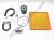 Ducati Full Service Kit - Timing Belts, Spark Plugs, Air/Fuel/Oil Filters: ST2