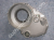 Ducati Right Side Engine Clutch Cover: 1098