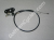 Ducati Tail Latch Trunk Release Cable: 748-998