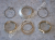 Ducati Axle & Sprocket Nuts, Spacer, and Washers: 1098/1198