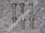 Ducati Fuel Pump Mounting Bolts: 848-1198