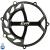 EVR Ducati Full Clutch Cover V1 Black EVR258A