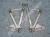 Ducati Passenger Foot Pegs: 748-998