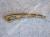 Ducati Front Fairing Mirror Strut / Stay Right Bronze: 748-998
