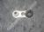 Ducati Radiator Mounting Bracket: 748-996, Monster, ST