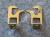 Ducati Passenger Seat Brackets: 748-998