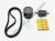 Ducati Full Service Kit - Timing Belts, Spark Plugs, Fuel/Oil Filters: Multistrada 1000/1100